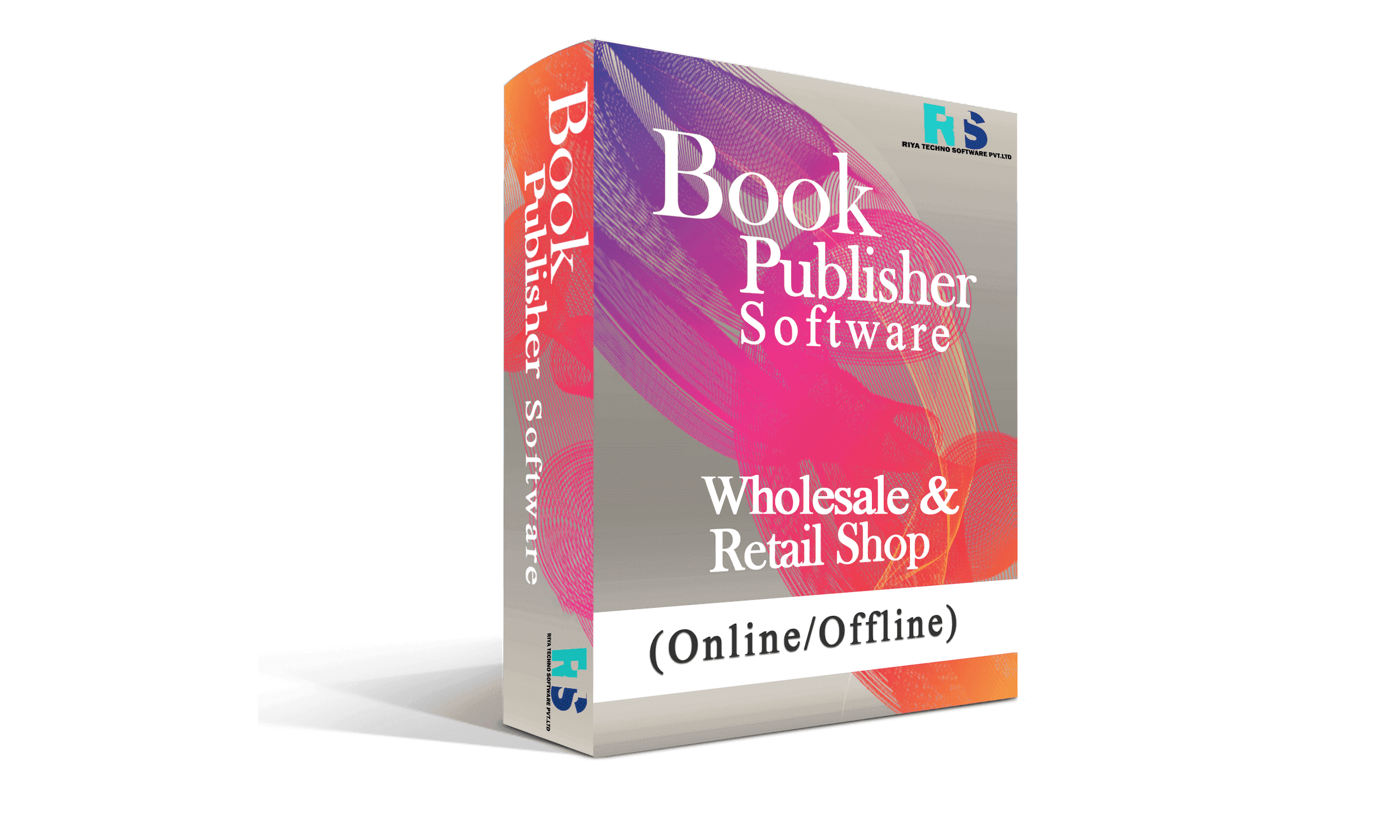 book publishing software