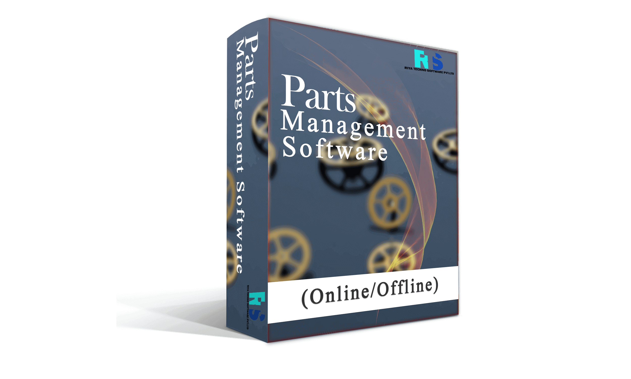 spare parts management software