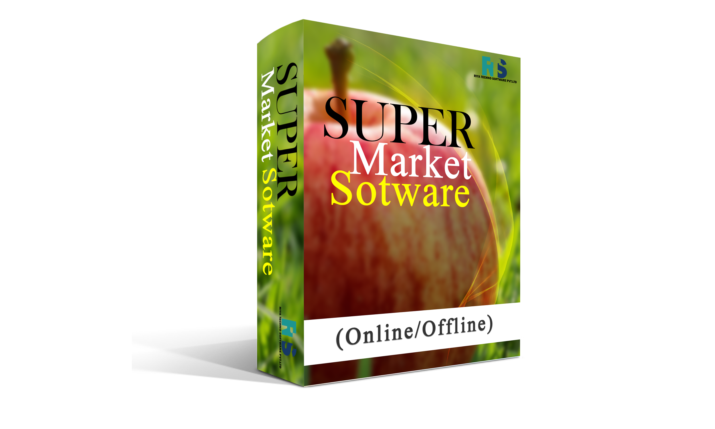 Software for Super Market