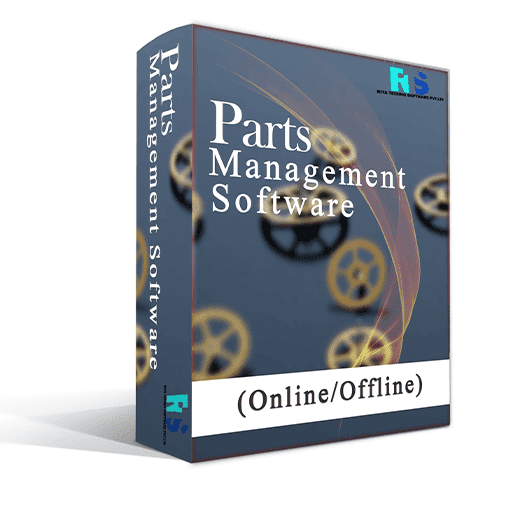 Parts Billing software